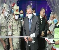 محافظ سوهاج يفتتح تطوير مصنع إنتاج الألبان رقم «1» بحي الكوثر