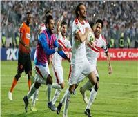 مرة وحيدة منذ 35 عامًا.. الزمالك لا يُقصى أمام فريق مغربي في أفريقيا
