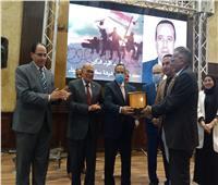 شوشه يكرم أسر شهداء حرب أكتوبر والإرهاب في سيناء