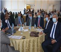 مياه المنيا تشارك في إطلاق المرحلة الثانية للمبادرة الرئاسية حياة كريمة