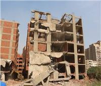 صور| محافظ القليوبية يصدر قرارًا بتعديل أسعار التصالح في مخالفات البناء