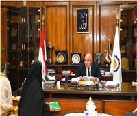 محافظ قنا: حريصون على حل مشاكل المواطنين بكل شفافية