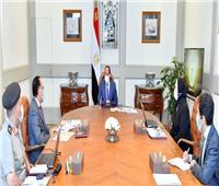 السيسي يتابع مشروعات المبادرات الرئاسية لتوفير فرص العمل