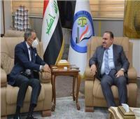 «العدل» العراقية تستعد لتوقيع مذكرة تفاهم مع مصر لتبادل الخبرات