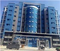 صور | 300 مليون جنيه لتطوير المستشفى التعليمي بالمنوفية