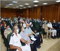 محافظ أسوان: تجهيز 373 لجنة لانتخابات مجلس النواب