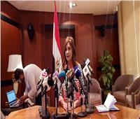 وزيرة الهجرة: متابعة كافة مشاكل المصريين بالخارج أثناء مشاركتهم في انتخابات النواب