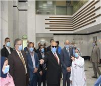 الخشت: 300 مليون جنية لتطوير طوارئ قصر العيني