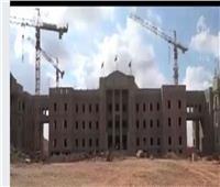 الخشت: انتهاء المرحلة الأولى من الفرع الدولي لجامعة القاهرة وافتتاحه قريبا