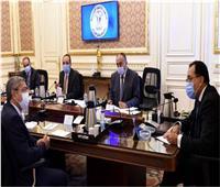 رئيس الوزراء يلتقى مسئولى «العربي» لاستعراض خطط التوسع