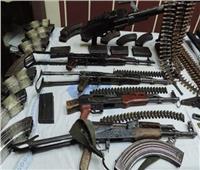 سر ضبط صاحب ورشة لتصنيع الأسلحة النارية بالمنوفية