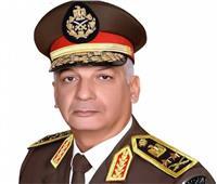 صور   وزير الدفاع يتفقد إجراءات تفتيش الحرب لإحدى تشكيلات الجيش الثالث