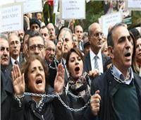 النظام التركي يعتقل 11 قاضيًا ومدعيًا عامًا بتهمة الانتماء لجولن
