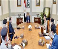 السيسي يتابع الموقف التنفيذي للأعمال الإنشائية في العاصمة الإدارية