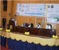 «صيدلة سوهاج»تحتفل باستقبال 220 طالبا جديدا بالكلية