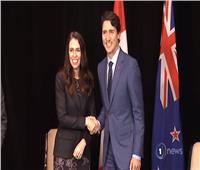 رئيس وزراء كندا يهنئ نظيرته النيوزلندية بالفوز بالانتخابات