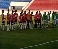 طلائع الجيش يهزم نادي مصر في الدقائق الاخيرة