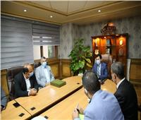 وزير الشباب والرياضة يلتقي اللجنة المنظمة لـ«دوري الصم»