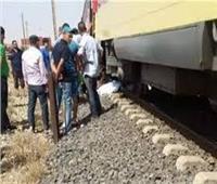 مصرع شاب سقط من القطار بقنا