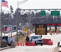 تمديد إغلاق الحدود الأمريكية مع كندا والمكسيك حتى 21 نوفمبر