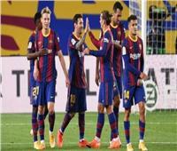 الثلاثاء| برشلونة في مواجهة فرنسفاروش بدوري أبطال أوروبا