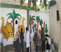 جامعة حلوان تدشن المرحلة الأولى «لتطوير منطقة كفر العلو»