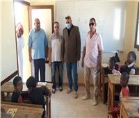 إحالة16 مدرسًا وموظفًا للتحقيق بمدينة الحسنة لتغيبهم عن العمل