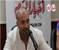 فيديو| رامي وحيد: نجحت في أدوار الشر.. وأحلم بالكوميديا