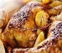طريقة عمل دجاج بالزبدة والأعشاب