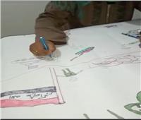 صور| ثقافة المنيا تحتفل بالعام الدراسي الجديد
