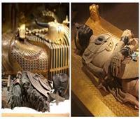 بحضور عالمي ... موكب فرعوني لنقل 22  مومياء ملكية للمتحف القومي للحضارة قريبا