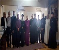 «الأسقفية» تستضيف اللقاء الدوري للجنة الرعاية التابع لمجلس كنائس مصر