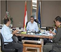 مؤتمر تنسيقي للمسئولين عن أعمال التجنيد بكليات جامعة القناة
