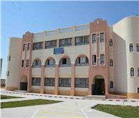 محافظ المنيا يتابع تجهيزات مدرسة المتفوقين تمهيدا لتشغيلها