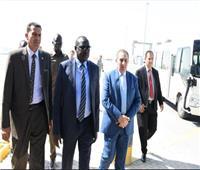 بيتر قادكوث: نسعى لنقل التجربة المصرية لجنوب السودان