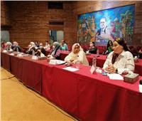 الإنجيلية تناقش تحسين أوضاع النساء العاملات بالشراكة مع الشبكة العربية للمنظمات الأهلية