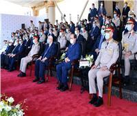 تفاصيل الاحتفال بتخريج دفعات جديدة من الكليات العسكرية بحضور «السيسي»