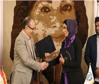 بروتوكول تعاون بين جامعتى «مصر للعلوم» و«بنغازوي الأهلية» لتدريب الطلاب