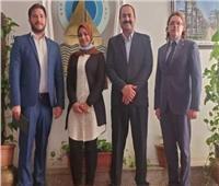 دعم التعاون بين ميناء دمياط و أوديسا الاوكراني