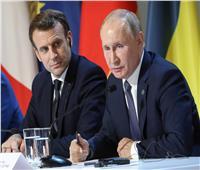 رئيسا روسيا وفرنسا بتكثفا الجهود المشتركة لمكافحة الإرهاب