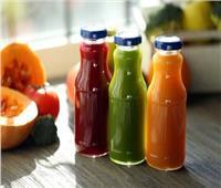 للأمهات.. احذري مخاطر عصير الفاكهة على صحة طفلك