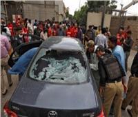إصابة خمسة أشخاص جراء انفجار في مدينة كراتشي الباكستانية