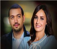 بعد شائعات ارتباطه بـ«حلا» .. «أميرة» معز مسعود في المونتاج