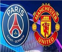 بث مباشر| مباراة باريس سان جيرمان ومانشستر يونايتد بدوري الأبطال