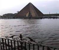 خاص| «القاهرة» تتحصن من «الأمطار» بمحطة «مناولة»
