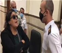 الأربعاء.. ثالث جلسات محاكمة المتهمة بالتعدي على ضابط محكمة مصر الجديدة