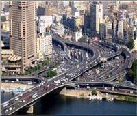 تعرف على الحالة المرورية بشوارع القاهرة الكبرى