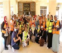 تدشين مبادرة «إسكندرية بلا إدمان» بالمجمع النظري بالجامعة