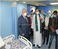 الخشت: تطوير مستشفيات أبو الريش للأطفال لزيادة قدرتها الاستيعابية
