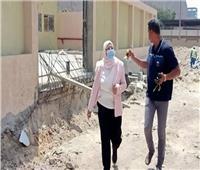 نائب محافظ القاهرة: تذليل العقبات لتوصيل المرافق لأرض مرصد حلوان